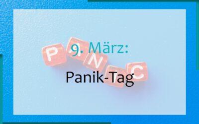 9. März: Panik-Tag
