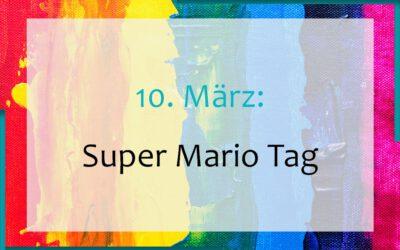 10. März: Super Mario Tag